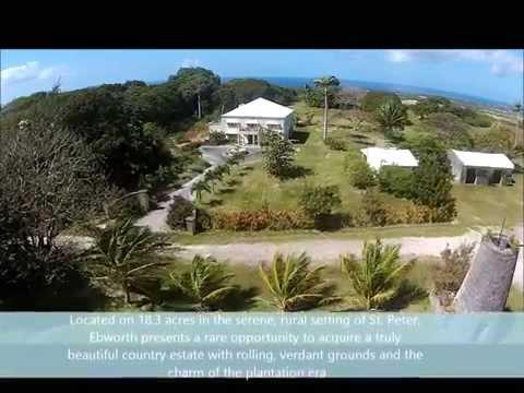 Ebworth Plantation House Barbados