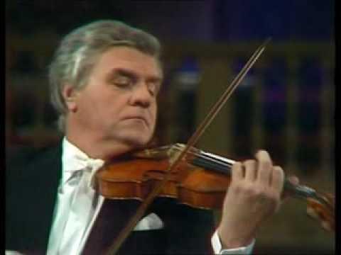 Josef Suk, Dvorak Violin Concerto ( 3 )