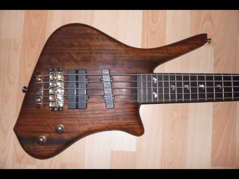 Warwick Dolphin Pro 1 - Lord of the basses