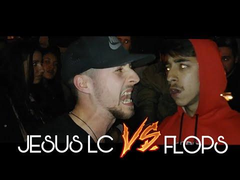 JESUS LC vs FLOPS ( Semifinal ) ( 1a REGIONAL ZOCO BATTLE )