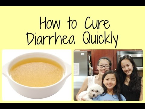 Cure Diarrhea Fast  (HUMANS & DOGS)- Grandma