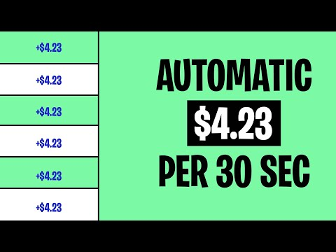 WATCH ADS AND EARN $4.23 Every 30 Seconds (Make Money Online 2021)