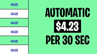 WATCH ADS AND RECORD $4.23 Each 30 Seconds (Make Money Online in 2021). thumbnail