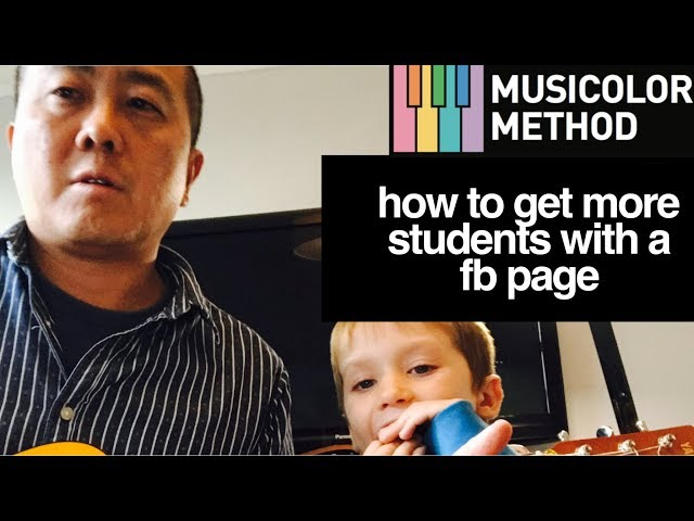 How To Get More Students With A Facebook Page
