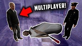 Granny Multiplayer - WE KILLED GRANNY! (Granny Horror Game Multiplayer Roleplay)