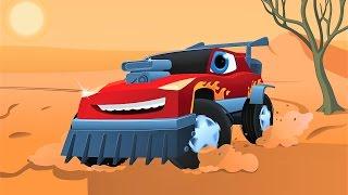Мультики про #Машинки. #Мультик Красная Машинка Редди🚗. Мультфильмы для Детей. Новые мультики 2016