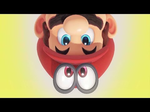 SUPER MARIO ODYSSEY: The 100% Supercut