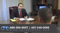 Orlando The Law Office of Corey I. Cohen Criminal Lawyer Orange County DUI Attorney Drug Charges