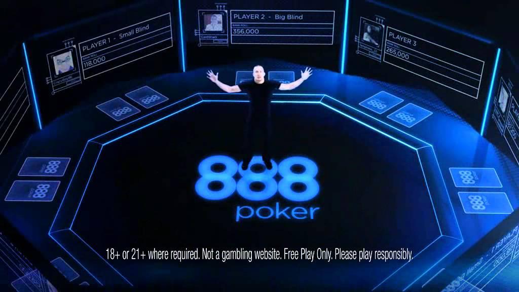 888poker De