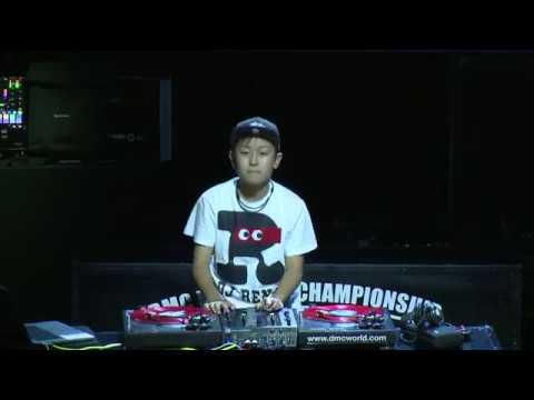DJ RENA (Japan) - DMC World DJ Final 2017 - OFFICIAL VIDEO FROM DMC