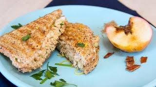 Cooking Guru: S1e2: Tangy Tuna Melt Panini And Classic Baked Apple