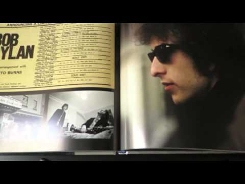 Unboxing Bob Dylan The Bootleg Series Vol. 12: The Cutting Edge 1965–1966
