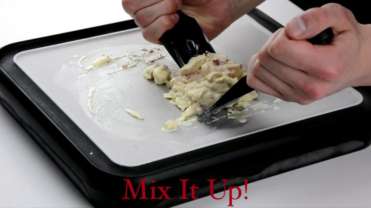 mazaki mini ice cream roll machine
