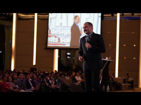 Vishal Khandelwal at Value Investing Summit 2020, Kuala Lumpur