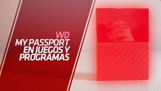 ¿ FUNCIONARA CON JUEGOS ? Disco extraible My Passport 4tb de WD