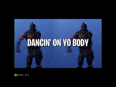 Fortnite NERDOUT (Dancing on your body)