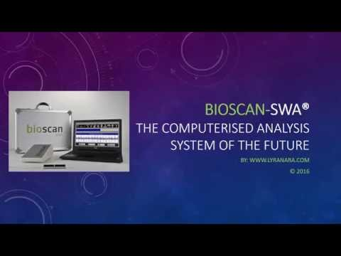 Bioscan swa - The Health Analysis System of the Future