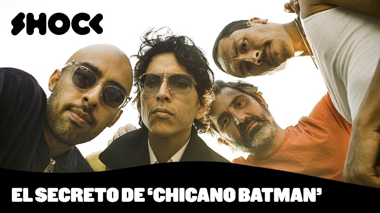 Chicano Batman: su secreto para no parecerse a nadie - Shock