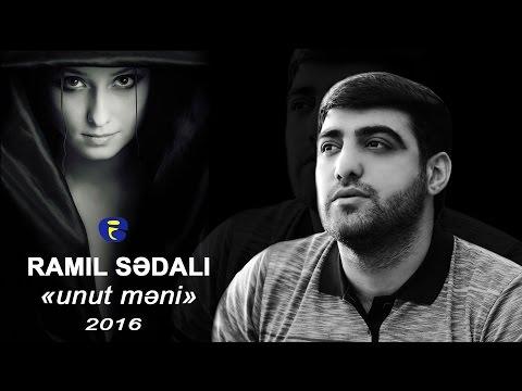 Ramil Sedali - Unut Meni | Official Audio | 2016