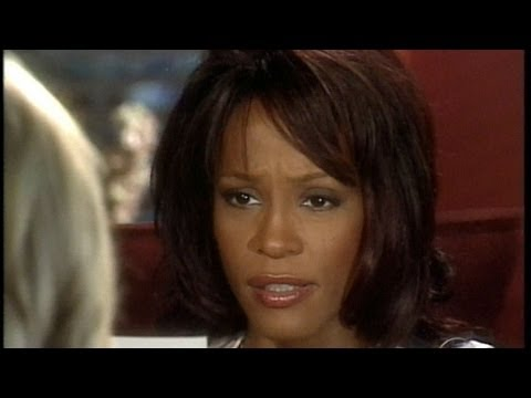 Whitney Houston 'Crack Is Whack' Clip From 2002 Diane Sawyer Interview