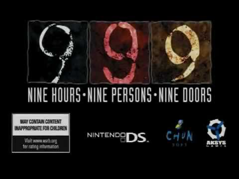 999: 9 Hours, 9 Persons, 9 Doors NDS Rom Direct Download