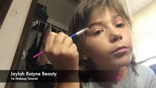 Jaylah Raiyne Beauty - 1st Makeup Tutorial