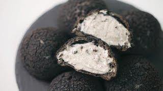 Oreo Cream Puffs Recipe (Cookie Choux) | HANSE
