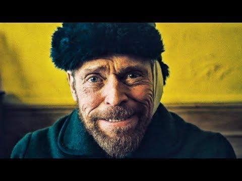 Ван Гог. На пороге вечности — Русский трейлер (2019)