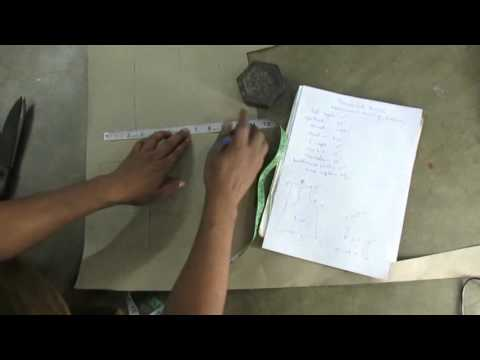 How to Make Princess Cut Blouse Drafting and Pattern part 2 of 2 new