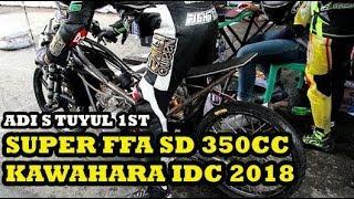 Download Video SUPER FFA s/d 350CC DRAGBIKE KAWAHARA IDC SERI 2 KARANGANYAR TIME 6 DETIK MP3 3GP MP4