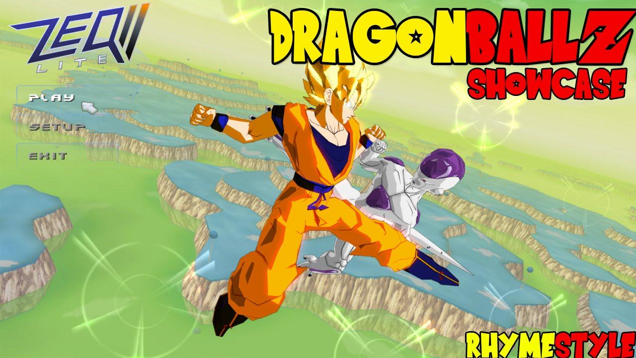 dragon ball z zeq2