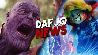 Czy klocki LEGO przewidziały zakończenie Avengers Endgame?!