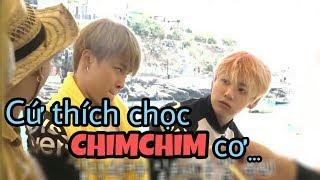 JIMIN | Cứ thích chọc Chimchim cơ... [HAPPY BIRTHDAY JIMIN 13102018]