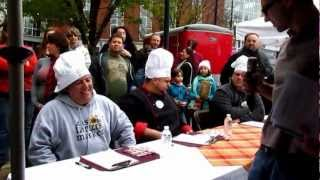 Pennsylvania Bacon Festival Easton Farmers Market Lehigh Valley PA Part 1