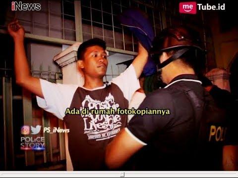 Tim Rajawali Razia Pemuda Mabuk di Condet, Jaktim Part 01 - Police Story 11/07