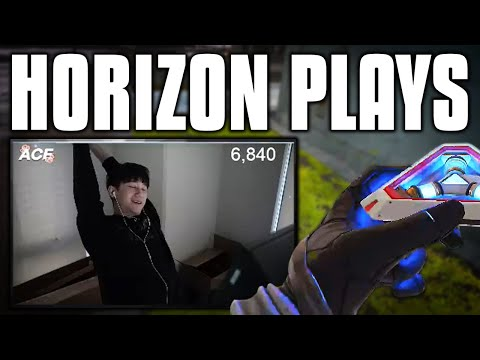 HORIZON PLAYS TO RELAX OR STUDY TO