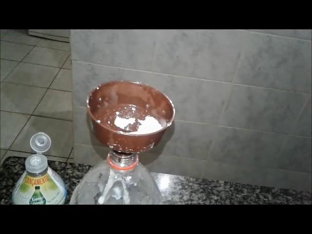 GENTE FIZ ARTE! DETERGENTE DE COCO ULTRA R
