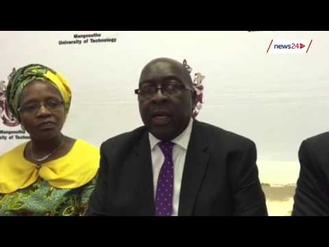 The young people of South Africa journey into the venture of life - Nene