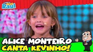 Baixar ALICE MONTEIRO arrasa com música do Mc KEVINHO | A TURMA DO VOVÔ RAUL GIL
