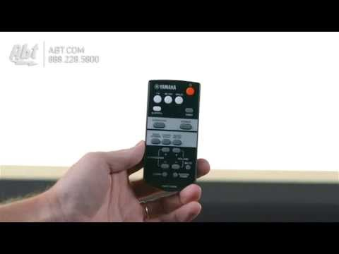Yamaha yas 105 sound bar funnydog tv for Yamaha ats 1030 soundbar review