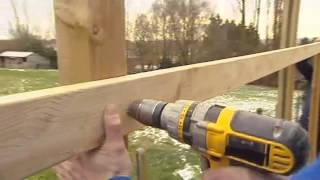 Construction D'une Pergola   - Vidéo Bricolage | Gamma Belgique