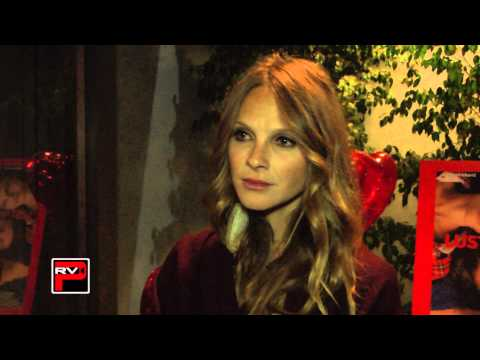 Actress Beau Garrett talks Lust For Love and Valentine's DAy