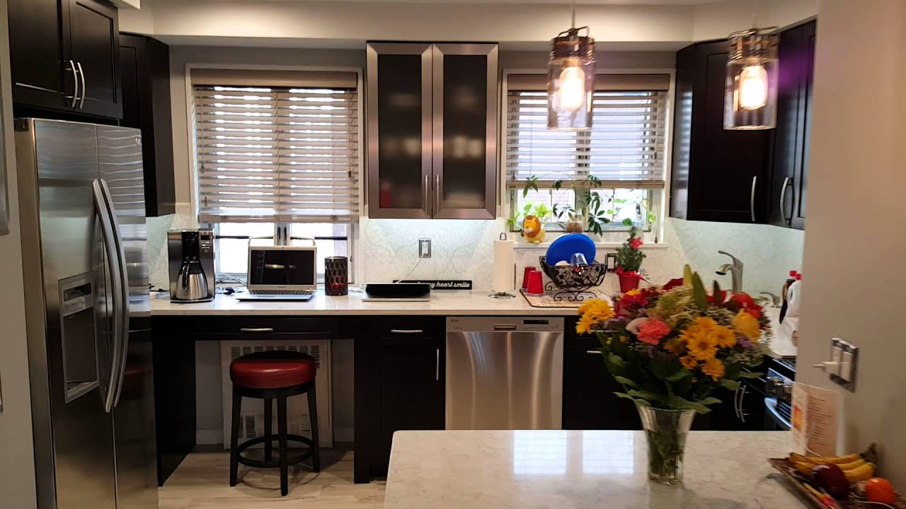 Waypoint Kitchen Cabinets Mason Jar Lights Youtube
