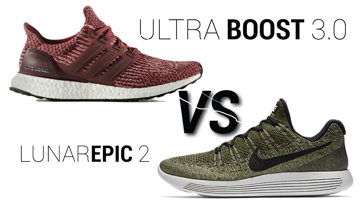 ultra boost vs flyknit