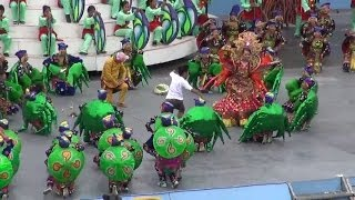 Tribu Alimango of Lanao Del Norte (Sinulog 2014)