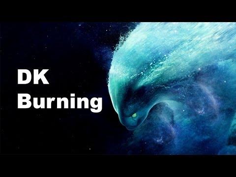 Strong Burning Morphling In DK-EG WB Final Dota 2