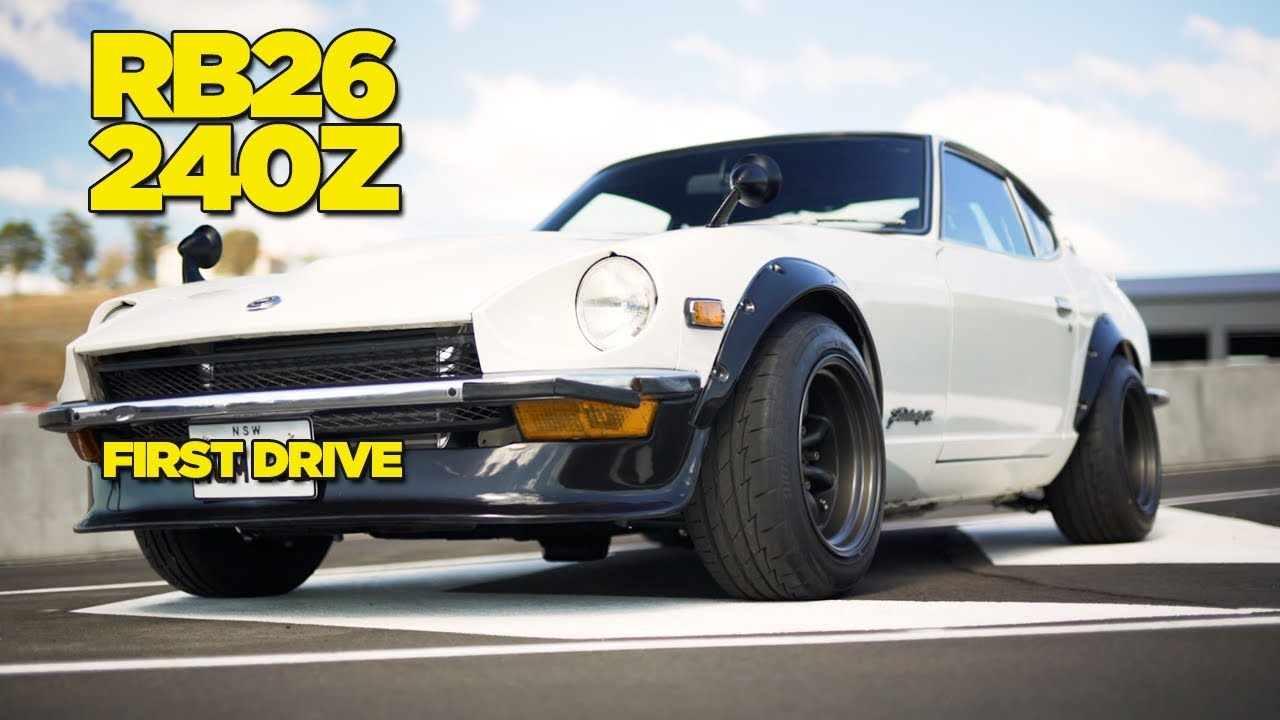 turbo-rb26-240z-first-drive