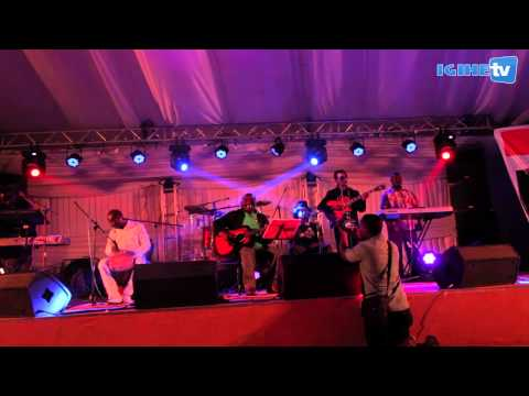 Byumvuhore, Mani Martin na Kipeti mu gitaramo cya Live (19/06/2015 Serena Hotel)