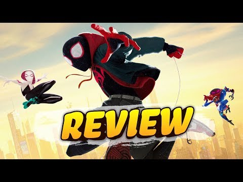 Spider-Man: Into the Spider-Verse - Review!