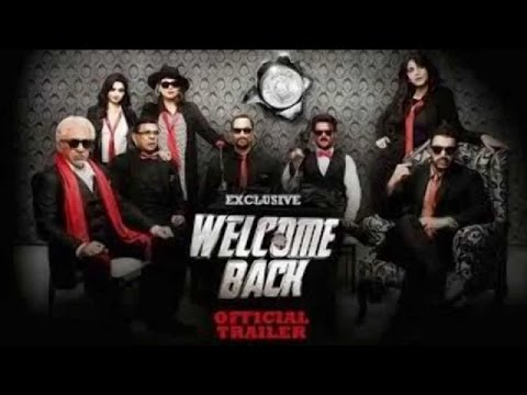 Welcome Back - 2016 - Movie Promotion Event - Anil Kapoor,Nana Patekar - Full Promotion Video